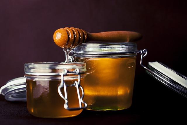 nádobky medu