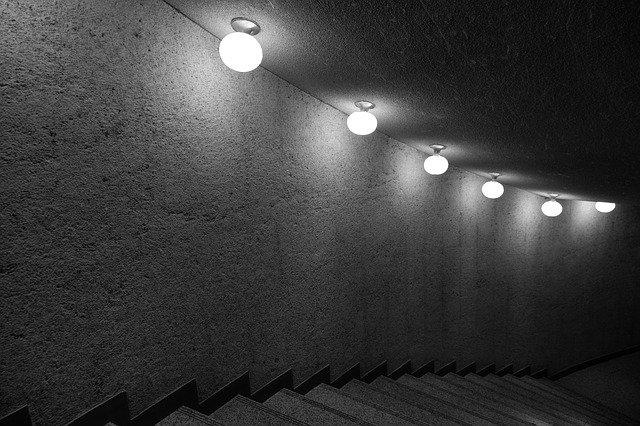 schodišťové osvětlení