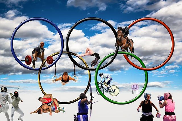 Dnešní olympijské hry